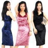 Dropshipping Plus Size Sexy Party Women Fashion Ladies Dress