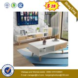 Competitive Price Livingroom TV Cabinet Furniture Wooden Side Coffee Table UL-9be191