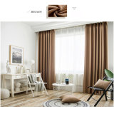 Cheap Promotional Home Textile 100% Polyester Fabric Window Curtain Roller Blinds for Hospital
