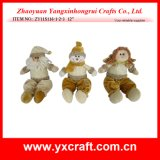 Christmas Decoration (ZY11S116-1-2-3 12'') Christmas House Toy Accessory