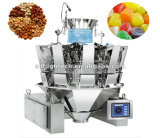 1.3L Hopper 10 Heads Computer Combination Weigher for Puffy Food
