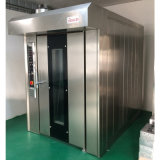 32 Trays Baking Equipment Diesel Gas Rotary Rack Oven for Bakery Factory Price