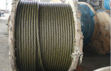 Ungalv Steel Rope 6X36sw+FC for Lifting