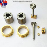 Factory Assembling Service High Precision CNC Lathe Turning Camera Parts