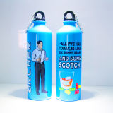 1000ml Aluminum Sport Water Bottle