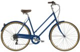 8 Speed Hi-Ten Steel Dutch Bike Bicycle