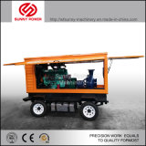 Diesel Engine Driven Centrifugal Water Pump for Irrigation 100psi Pressure