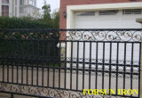 Customized Ornamental Wrought Iron Fence