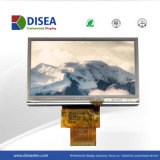 3.5 Inch TFT LCD Module Display Touch Panel 480X272 RGB 24bit 40pin 250CD/M2 Clean Type