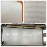 Sound Projection Fabric for Acoustically Fixed Frame Projection Screen