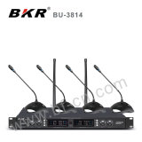 Bu-3814 Four Channel Wireless Table Microphone