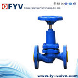 API Bellow Sealed Globe Valve Stop Valve