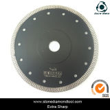 180mm Turbo Diamond Stone Cutting and Grinding Saw Blade