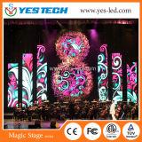 Magic Stage Creative Design Stage Rental LED Display