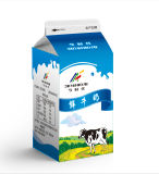 3 Layer Gable Top Carton for 500ml Fresh Milk