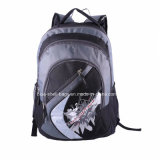 Casual Polyester Sport Laptop Backpack for School, Travel, Outdoor