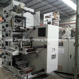 Flexographic Printing Machine 6 Color Ruian Factory