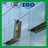 Double Building Insulated Hollow Glazing Low E Tempered Reflective Best Price Tempered Igu Glass