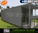 Wellcamp Converted Decorated Shipping Container House