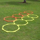 Hexagonal Speed Agility Training Rings Tennis Soccer Football Basketball Training