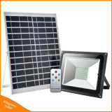 Outdoor Lighting Security LED Solar Flood Light with 10/20/30/50W for Garden Lawn Post Street Light