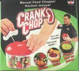 Crank Chop Cutting Vegetables Simple and Easy