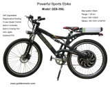 Power Bike --Fastest Electric Bike with 250W-1000W Programmable Brushelss Motor