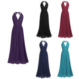 Beading Prom Dress A-Line Bridesmaid Evening Dress B04