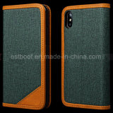 Newest Design Leather Material Phone Case for iPhone