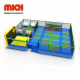Mich Kids Soft Indoor Trampoline Bed Cheap Trampoline Park
