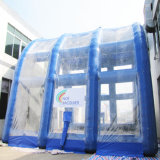 Inflatable Clear Transparent Canopy Tents for Garage Shelters