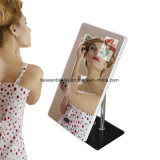 Besser 13.3inch 32 Inch 3D Virtual Fitting Room Capacitive Touch Screen Magic Mirror