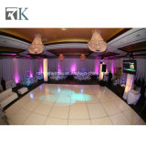 Modular Wooden Dance Floor Aluminum Edge for Event