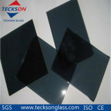 6mm Dark Grey/Deep Grey Float Glass with Ce&ISO9001