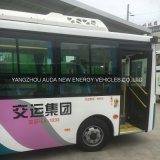 Good Condition Long Range Electric Bus Vehicle