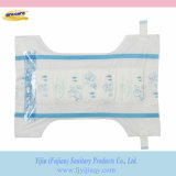 Good Quality Baby Diaper in Bales (Baby Diaper C008)