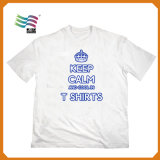 China Manufacturing Custom Printing 100 Cotton T Shirt for Election