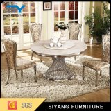 Furniture Dining Set Dining Tables Marble Dining Table for Restaurant