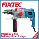 Fixtec Power Tool 1050W Electric Handware Hammer Impact Drill Bits