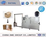 2016 Vertical Pallet Strapping Machine with Top Seal