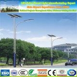 Factory Direct 9 Meter Solar Street Light Pole Galvanized Pole Lights Price