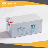 12V 250ah Rechargeable UPS Gel Battery with IEC Certificaton
