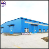 China Building Material Prefabricated Design Steel Building Steel Structure for Warehouse/Workshop and Exporting with Best Price (TW1016J)