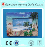 Beautifuly Scenery Custom Souvenir Resin Photo Frame
