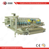 10/11 Spindles Glass Edging Polishing Machine with High Polishing