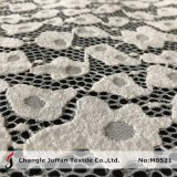 Embroidery Fabric Chenille Polyester Lace Fabric Wholesale (M0521)