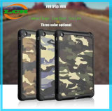 Dual Layer Camouflage Leather Tablet Case for iPad Mini 1/2/3/4