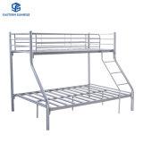 Dormitory Steel Metal Triple Twin Over Full Bunk Beds for School Student
