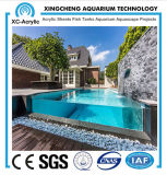 Customed Size and Transparent Acrylic Panel Used for Swimming Pool
