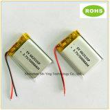 Custom Popular Rechargeable 3.7V 500mAh Mini Lithium Polymer Battery Pack Lipo